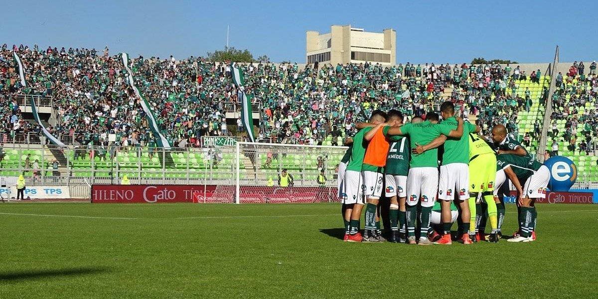 Descendido, equipo de Chile estaría en Libertadores