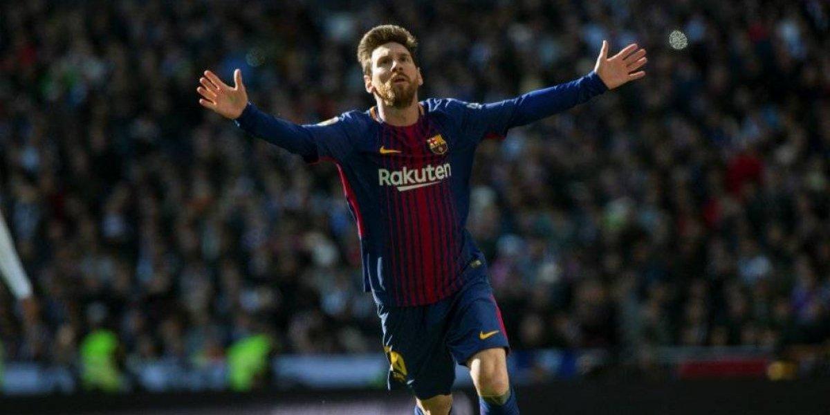 Mejor marcador de 2017: sólo Kane puede destrona a Messi