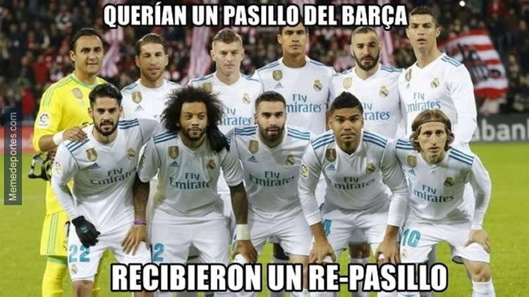 Memes Clásico español memesdeportes.com