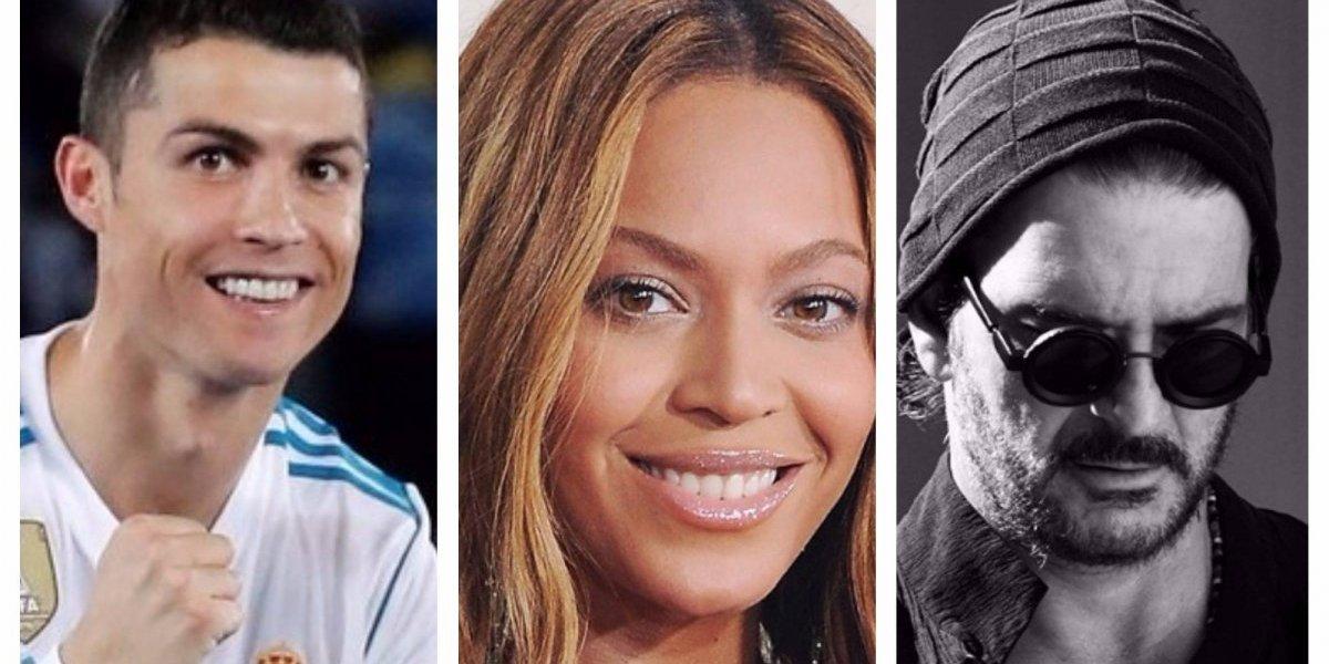 2017: Las celebridades nacionales e internacionales más seguidas en Instagram