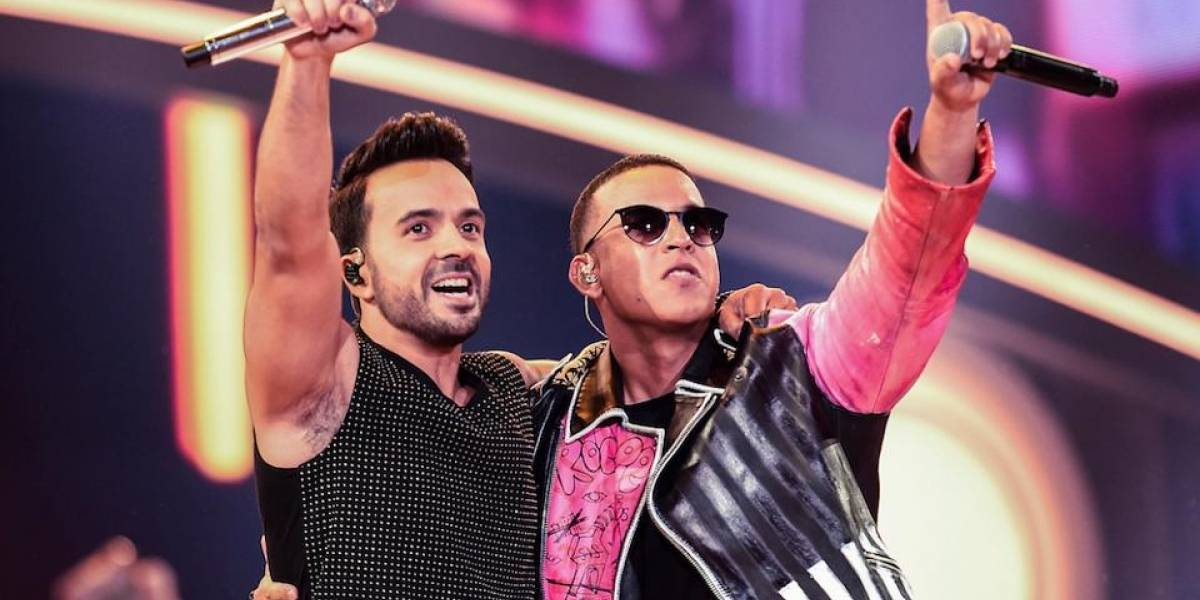 Fonsi y Daddy Yankee protagonizan portada de revista Billboard