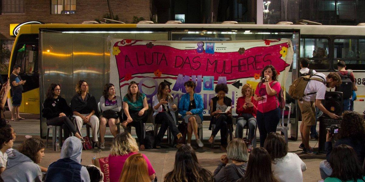 Mais de 40% das brasileiras dizem ter sofrido assédio sexual