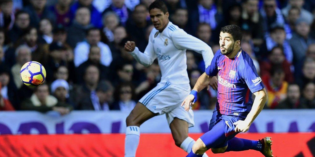 Lionel Messi le ganó el clásico al Real Madrid... ¡Caminando!