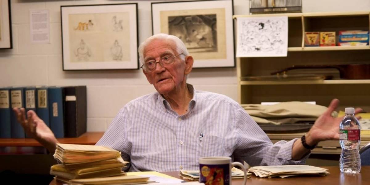 Muere Bob Givens, animador de Bugs Bunny