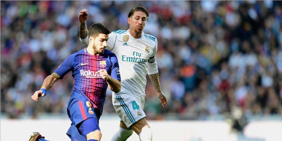 """Sergio Ramos sale """"ardido"""" y da una respuesta polémica tras perder el Clásico"""