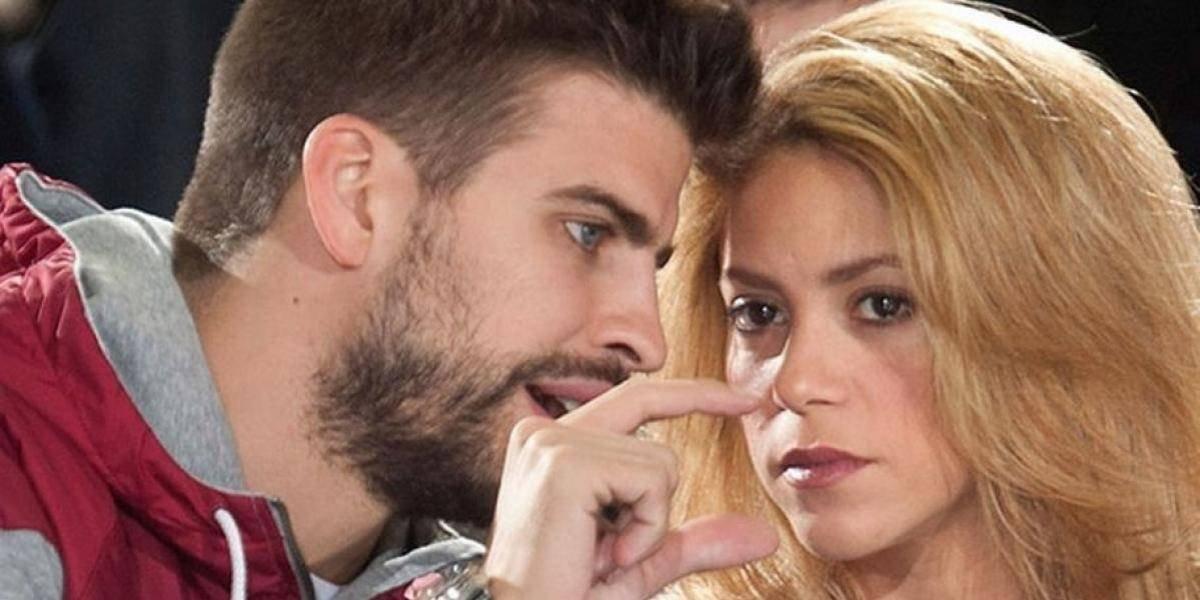 Shakira y Piqué pasaron del amor al escándalo