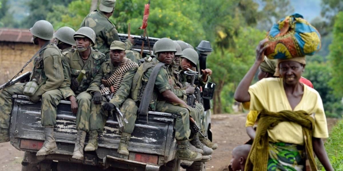 Milicia del Congo firma cese de fuego con gobierno