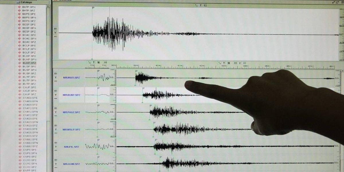 Temblor de magnitud 4,3 sacudió una zona de Antioquia