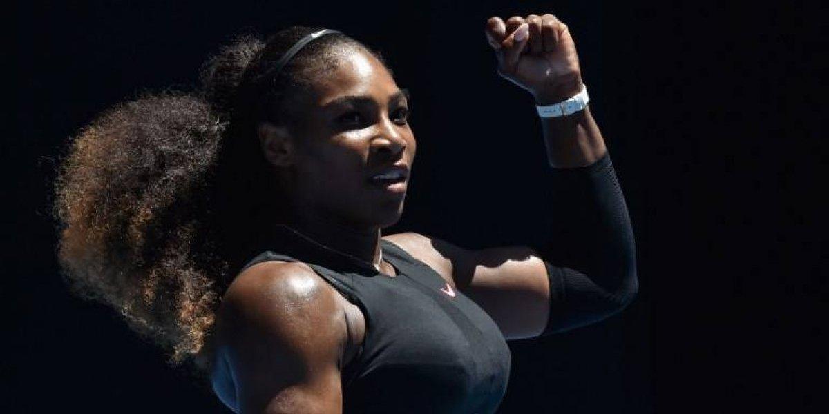Serena Williams no se detiene y vuelve a las canchas tras ser madre