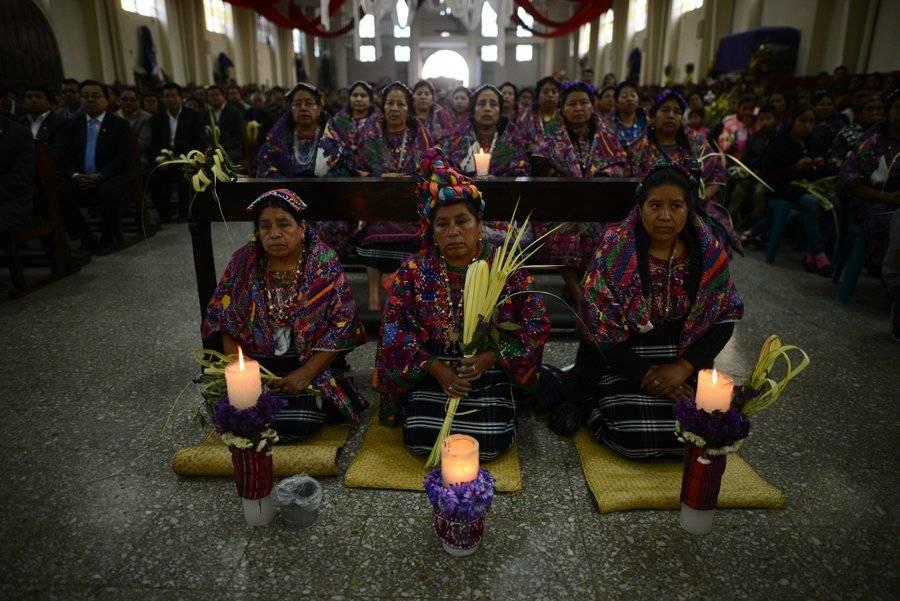 Misa de Domingo de Ramos