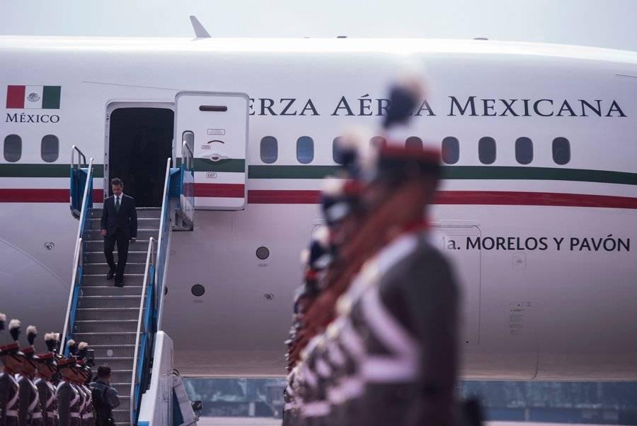 Enrique Peña Nieto en Guatemala