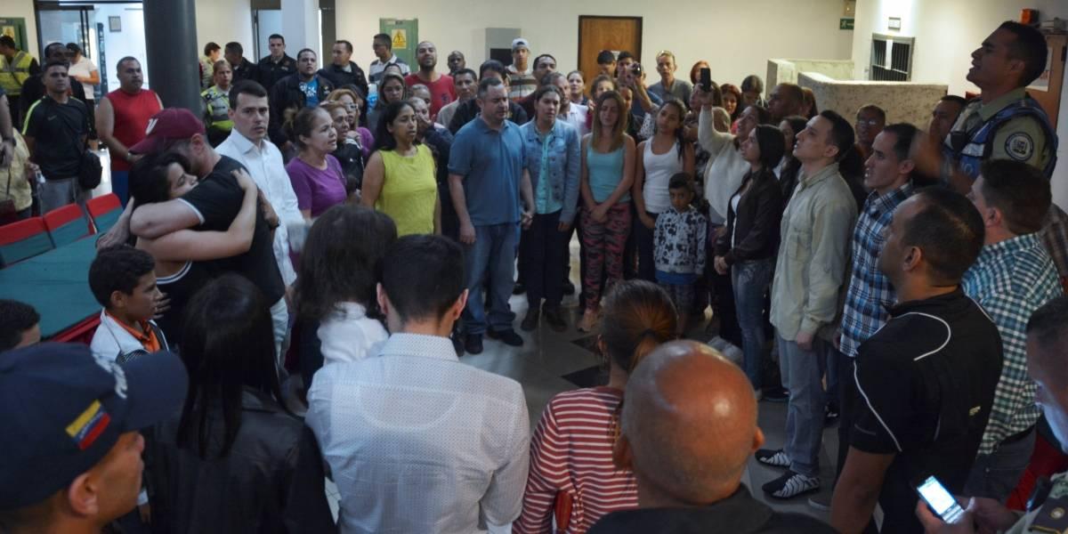 Venezuela liberta 36 prisioneiros políticos durante o fim de semana