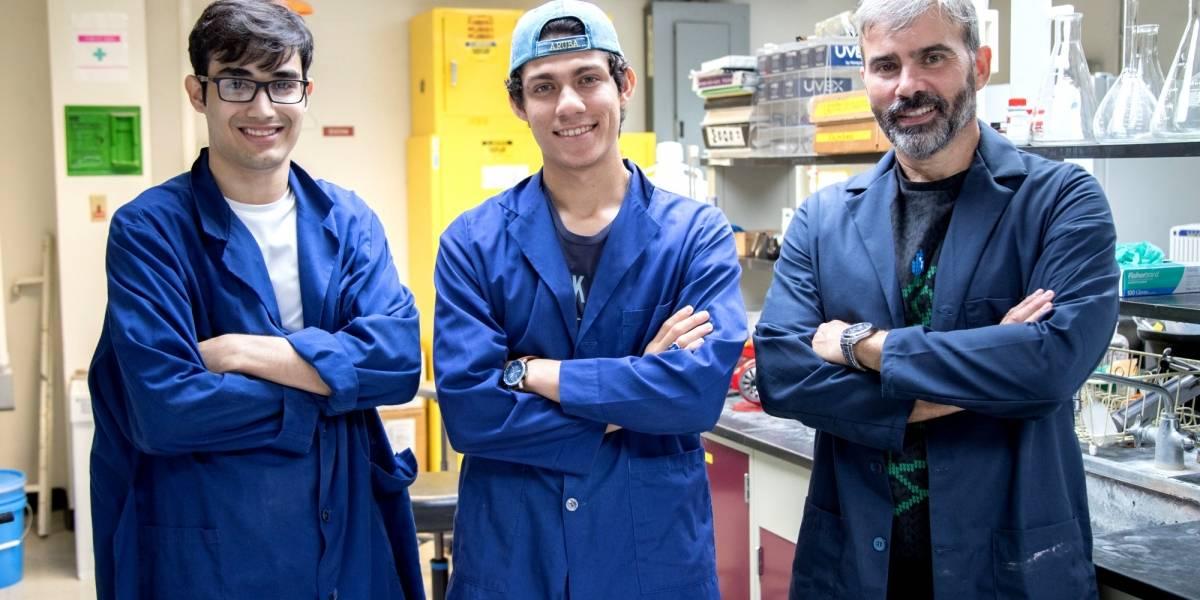 Estudiantes de la UPR arrasan en competencia científica de Estados Unidos