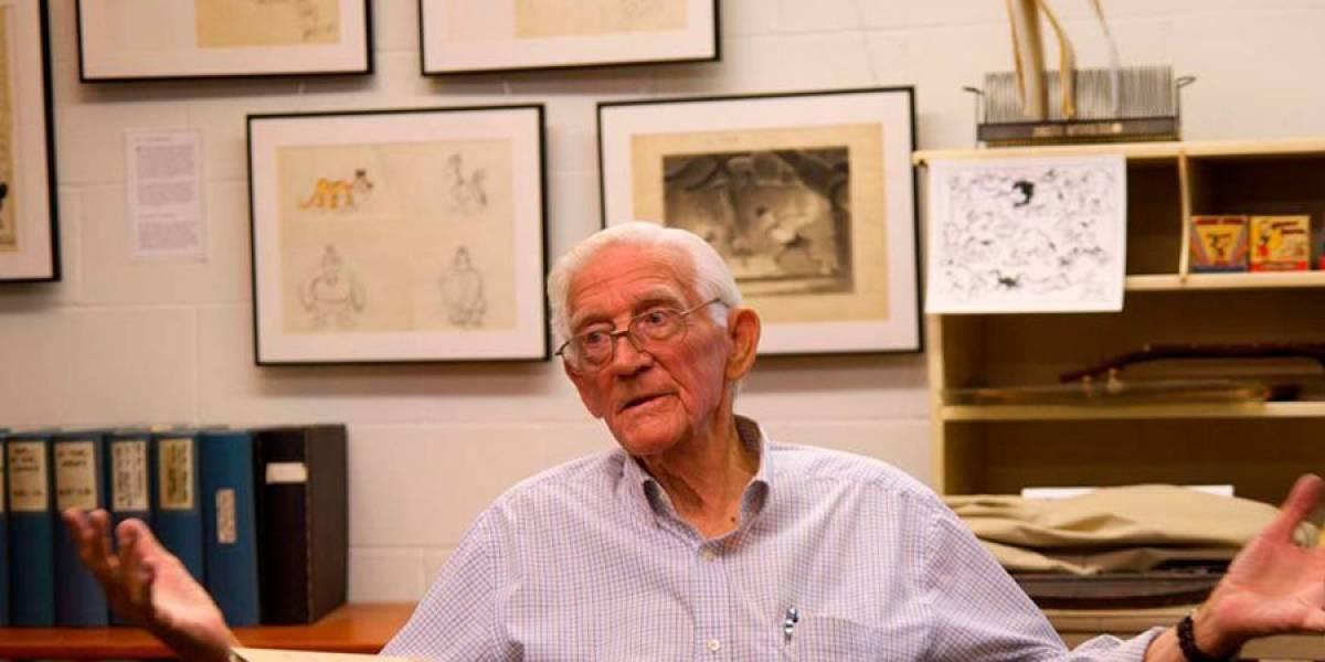 Muere Bob Givens, animador de Bugs Bunny, a los 99 años
