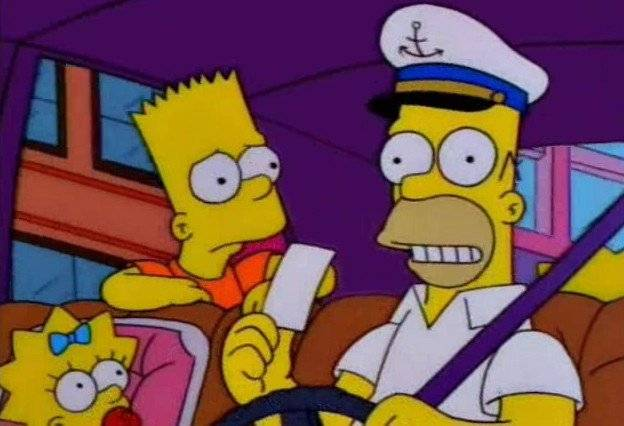 Homero lancha