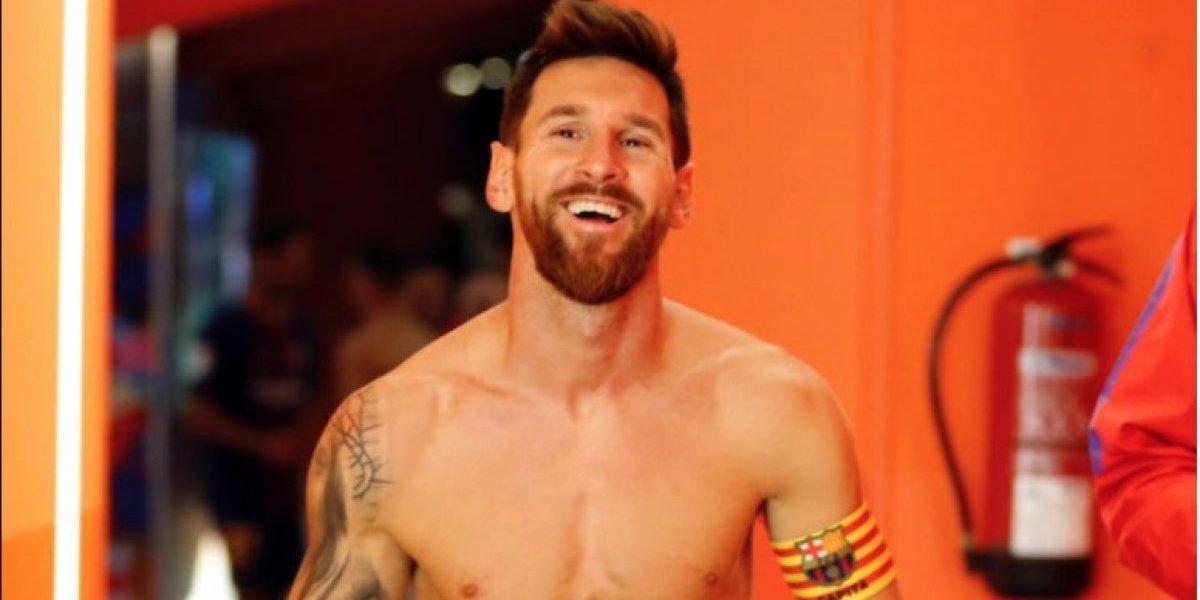 El candente tatuaje de Messi y sus publicaciones que conquistaron a millones