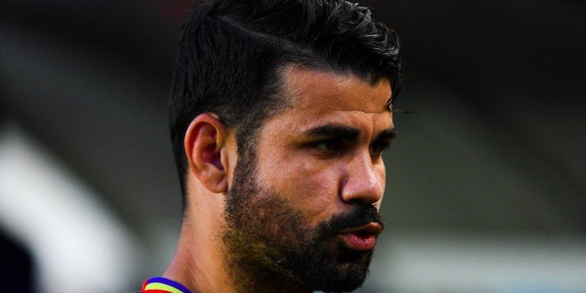 Atlético de Madrid informa fecha de presentación de Diego Costa