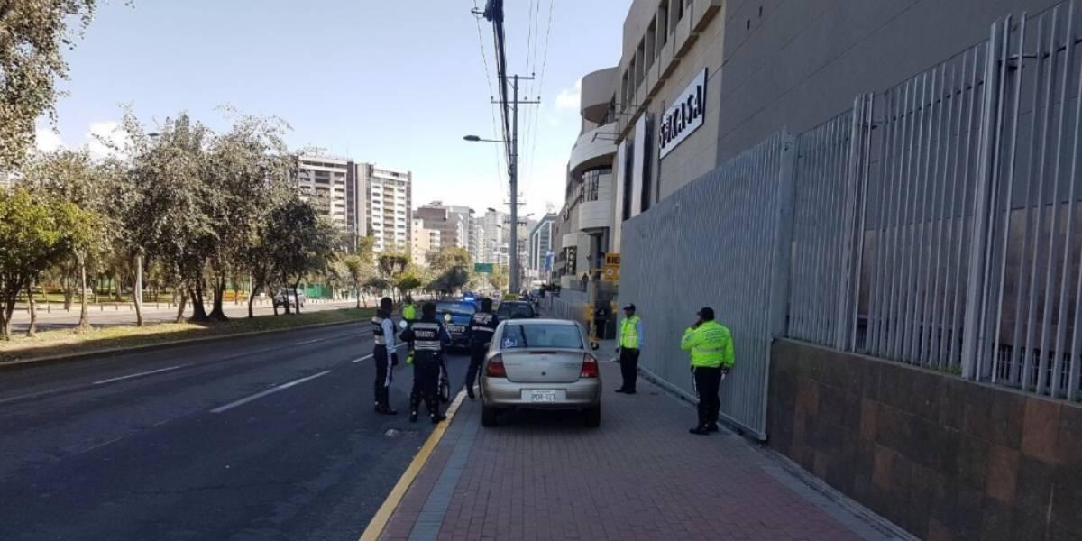 Planes operativos de movilidad para Navidad en Quito