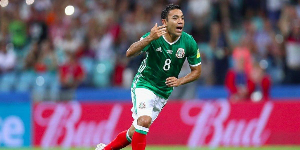 El Clásico español tuvo a futbolista mexicano como invitado