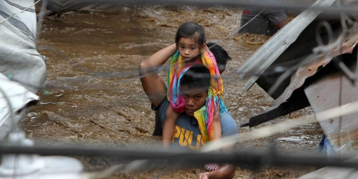 Tormenta Tembin arrasa el sur de Filipinas: deja más de 200 muertos y 70 mil personas desplazadas