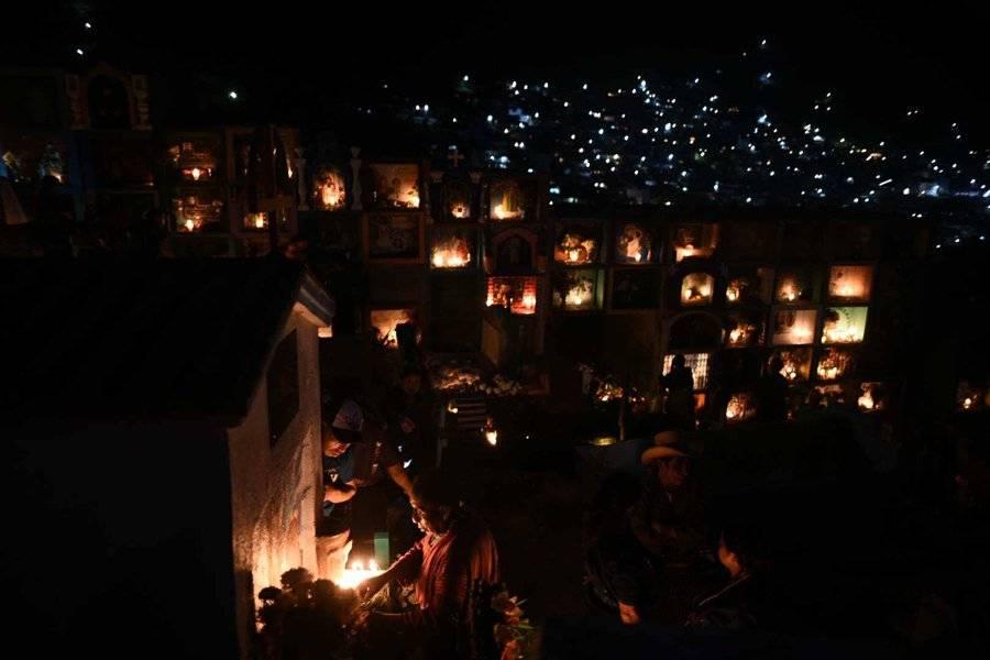 Día de Muertos en San Antonio Palopó