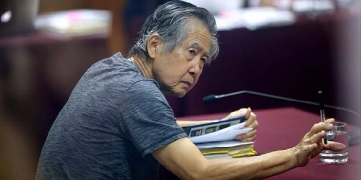 Kuczynski otorga indulto humanitario a Alberto Fujimori en Perú