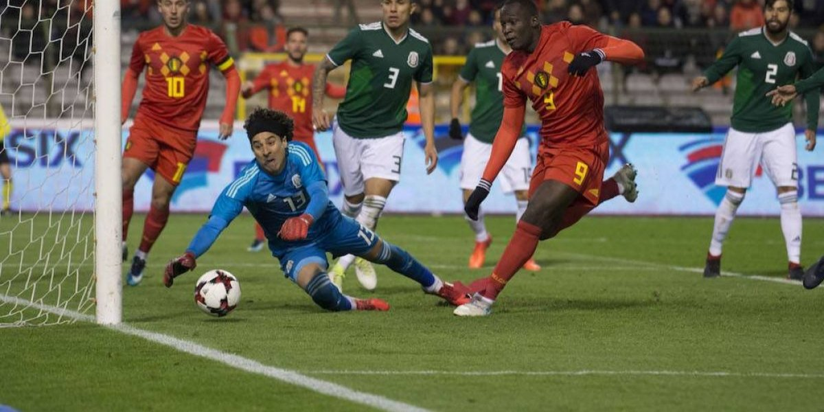 VIDEO: Los peores errores de Guillermo Ochoa