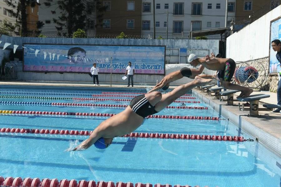 III Juegos Paranacionales de Natación