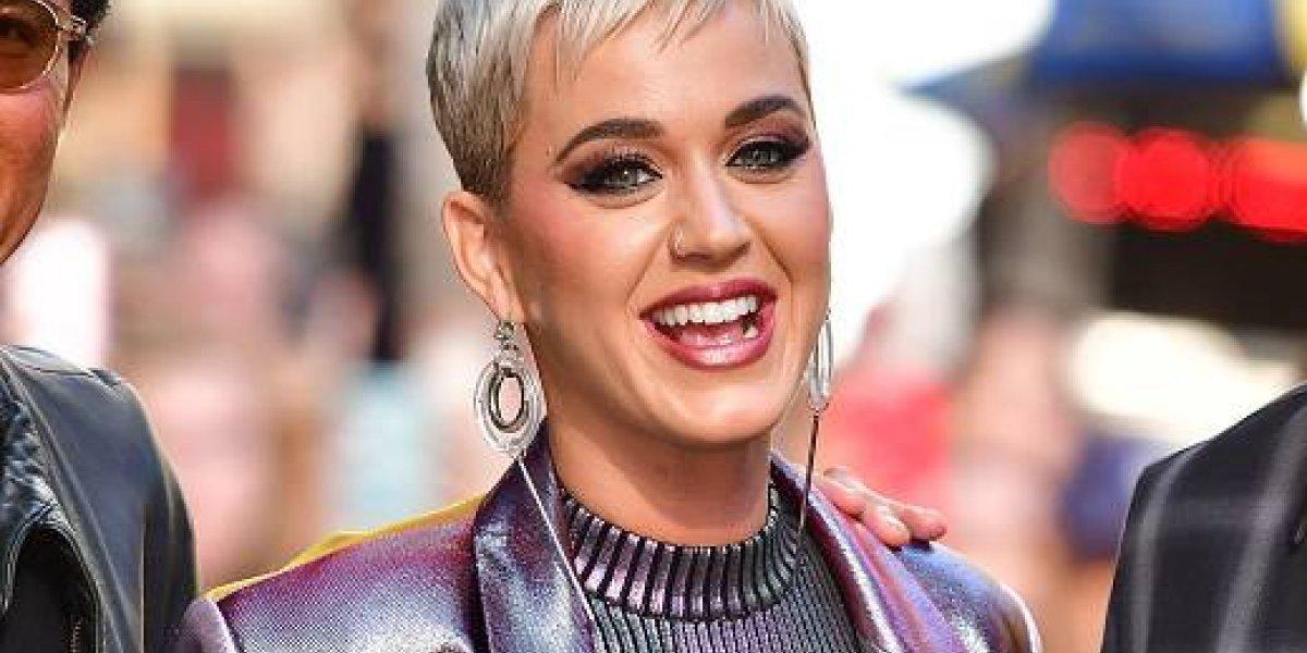 Detienen a acosador de Katy Perry al intentar colarse en su camerino