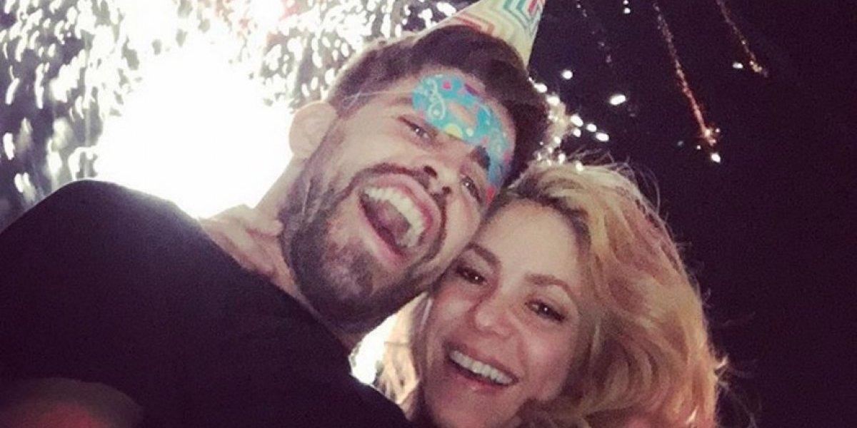 """¿Gerard Piqué envía un mensaje """"subliminal"""" a Shakira en época navideña?"""
