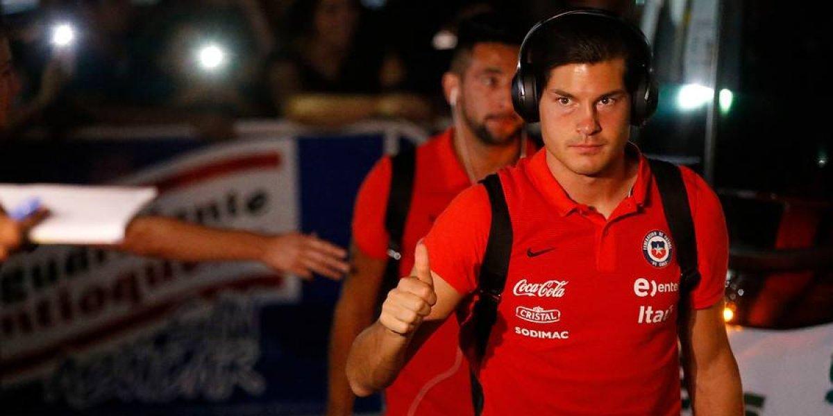 Golpe europeo: Colo Colo fija su mirada en Miiko Albornoz para reforzar el plantel