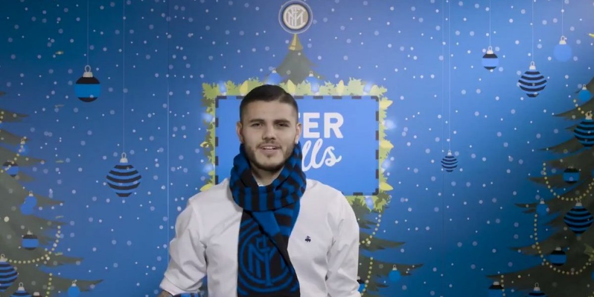 VIDEO: Equipos de futbol internacional envían mensaje navideño