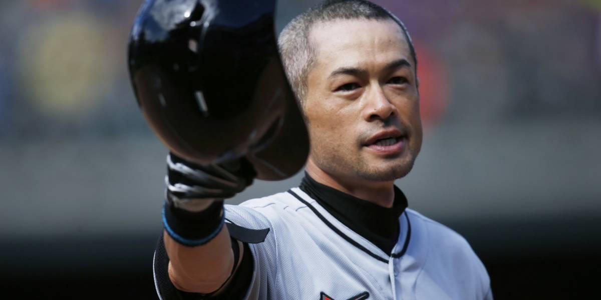 Ichiro Suzuki confía en seguir en la MLB