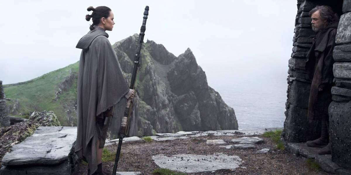 Star Wars: The Last Jedi sigue dominando con otros 69 millones recaudados
