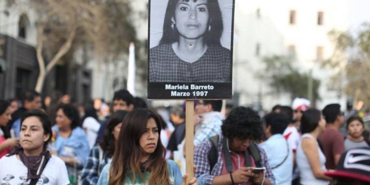 Protesta en Navidad: Multitudinaria marcha en Perú contra el indulto a Fujimori