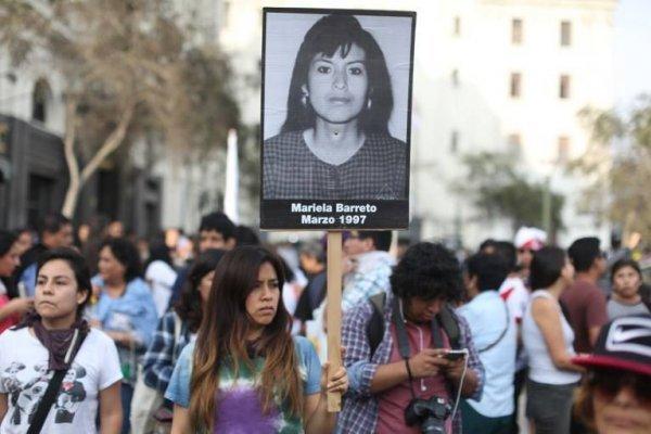 Marchas en Perú