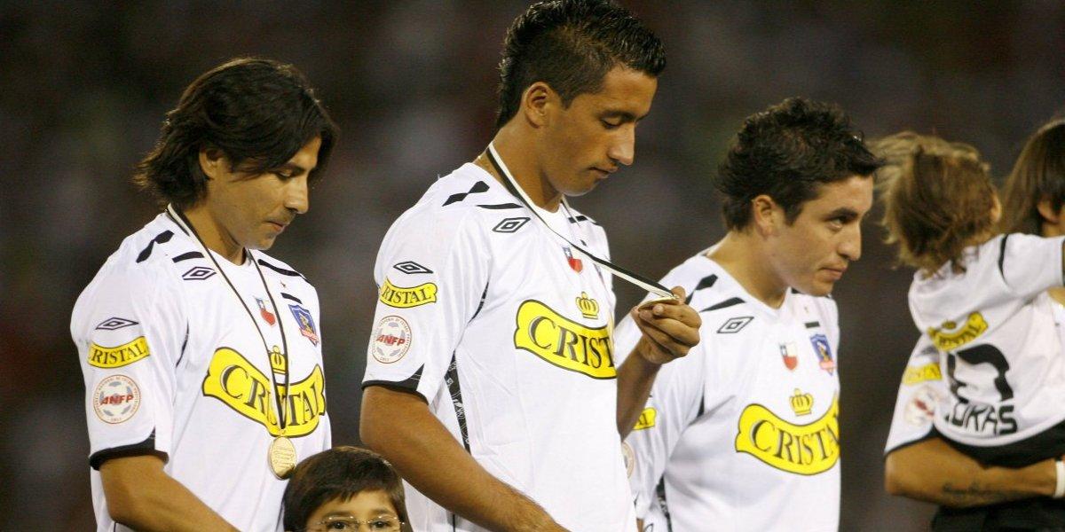 Colo Colo consigue el retorno de Lucas Barrios