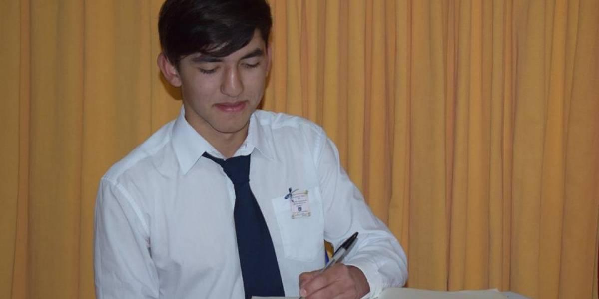 PSU 2017: Estudiante de la Región de Ñuble obtiene puntaje nacional