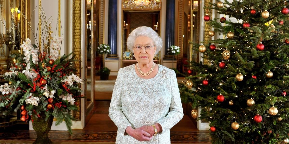 El mensaje de Navidad de la reina Isabel II