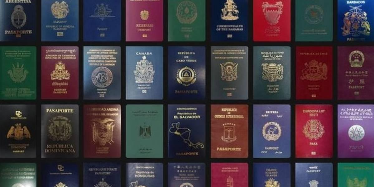 O que determina a cor, o tamanho e as outras características de seu passaporte?