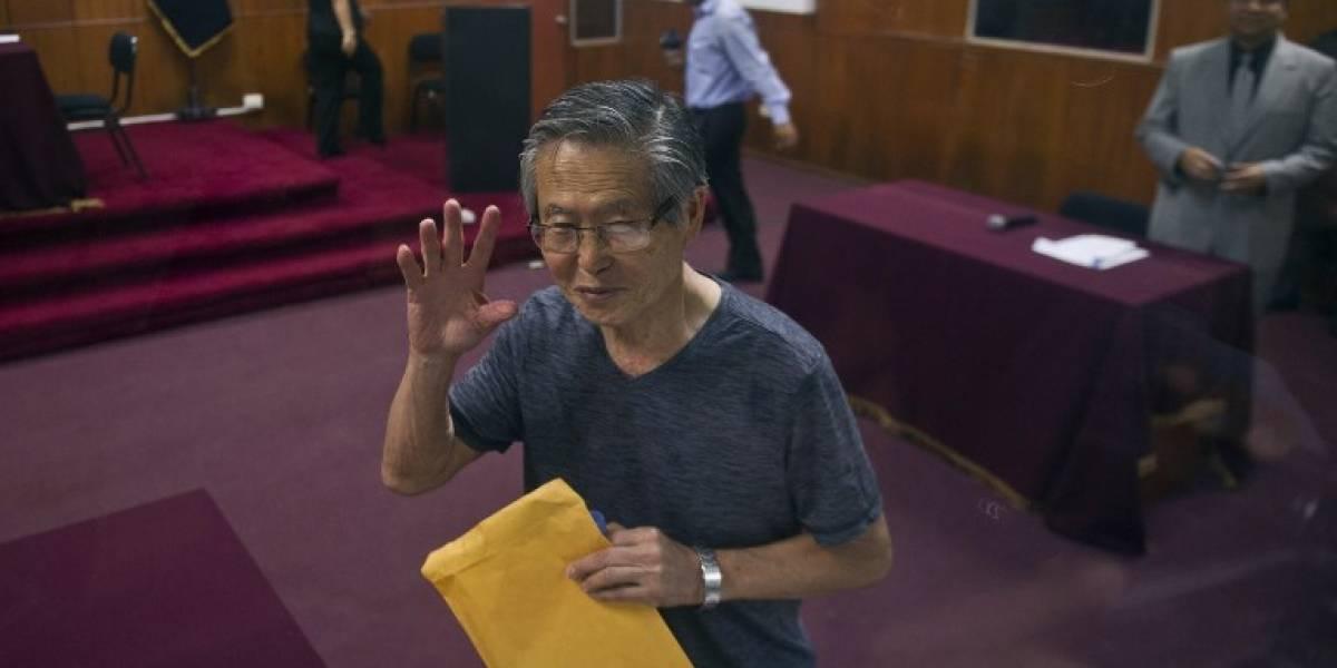 Alberto Fujimori pide perdón a través de Facebook