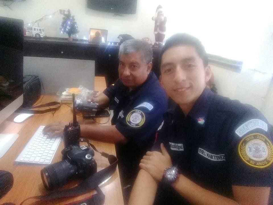 Gerardo Martínez y Otto Álvarez