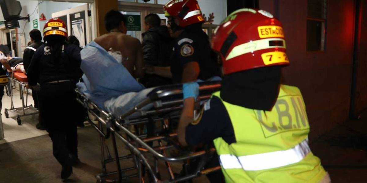 "Bombero que atendió a herido de bala en Nochebuena: ""Vivir eso me dolió"""