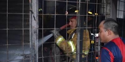 Emergencias cubiertas por Bomberos Voluntarios