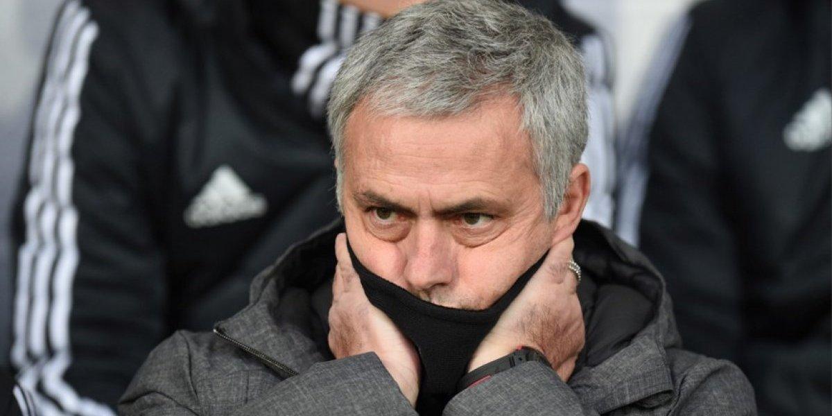 El Manchester United no está feliz y congela extensión de contrato de José Mourinho
