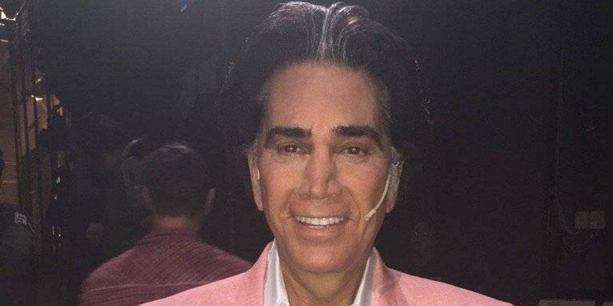 José Luis Rodríguez sigue en plena recuperación