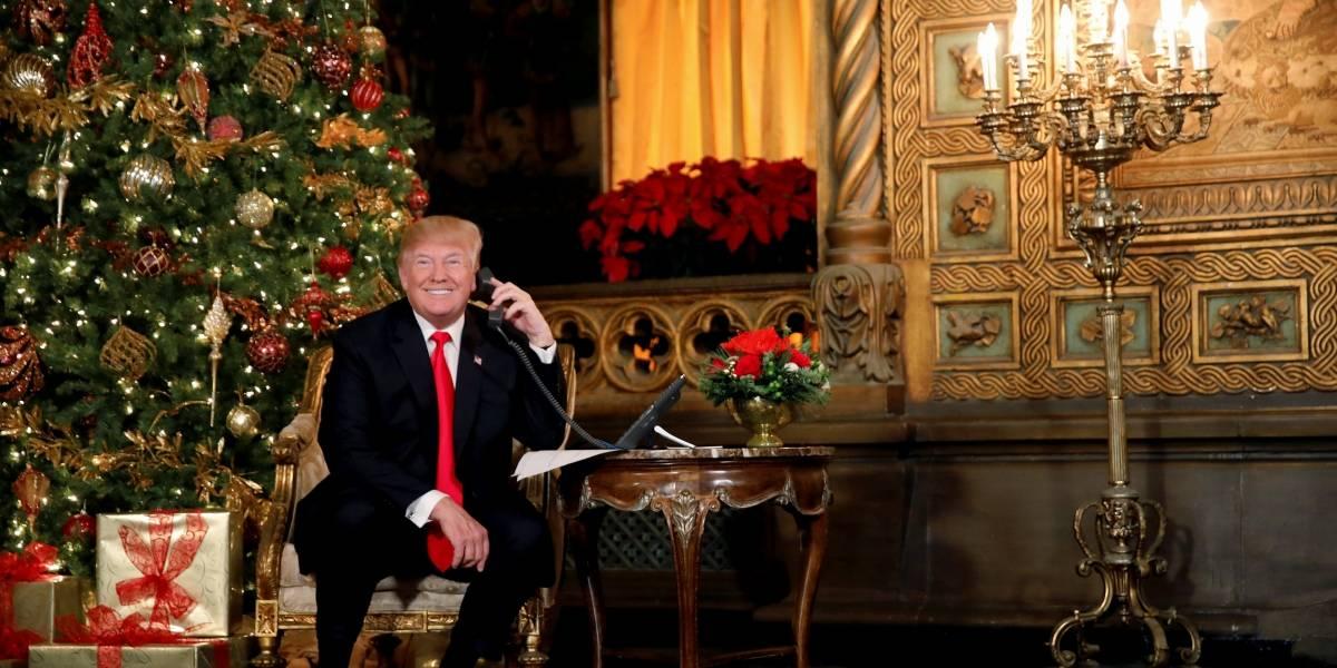 Trump se proclama vencedor da guerra do Feliz Natal