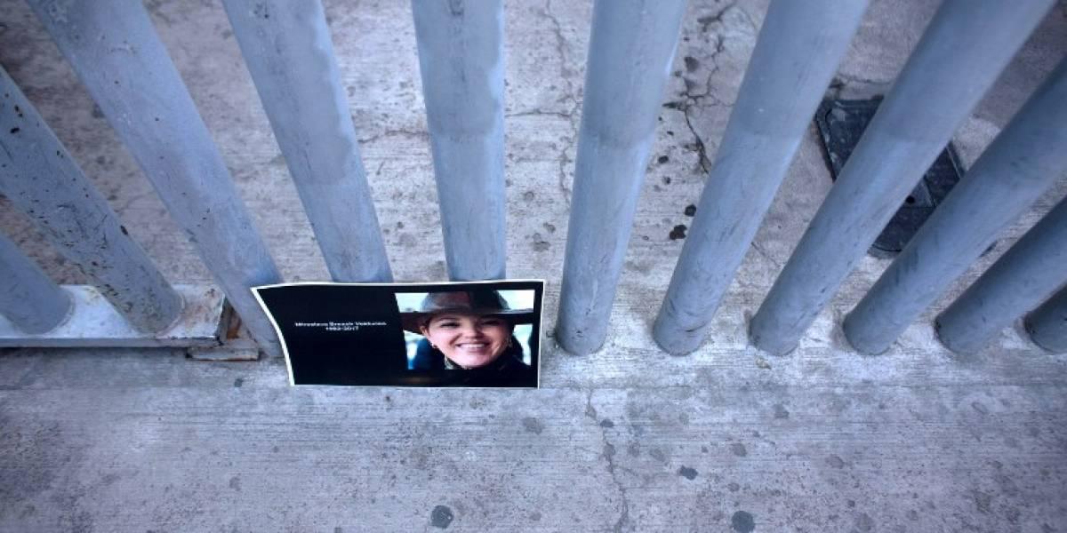 Detienen en México al presunto asesino intelectual de la periodista Miroslava Breach