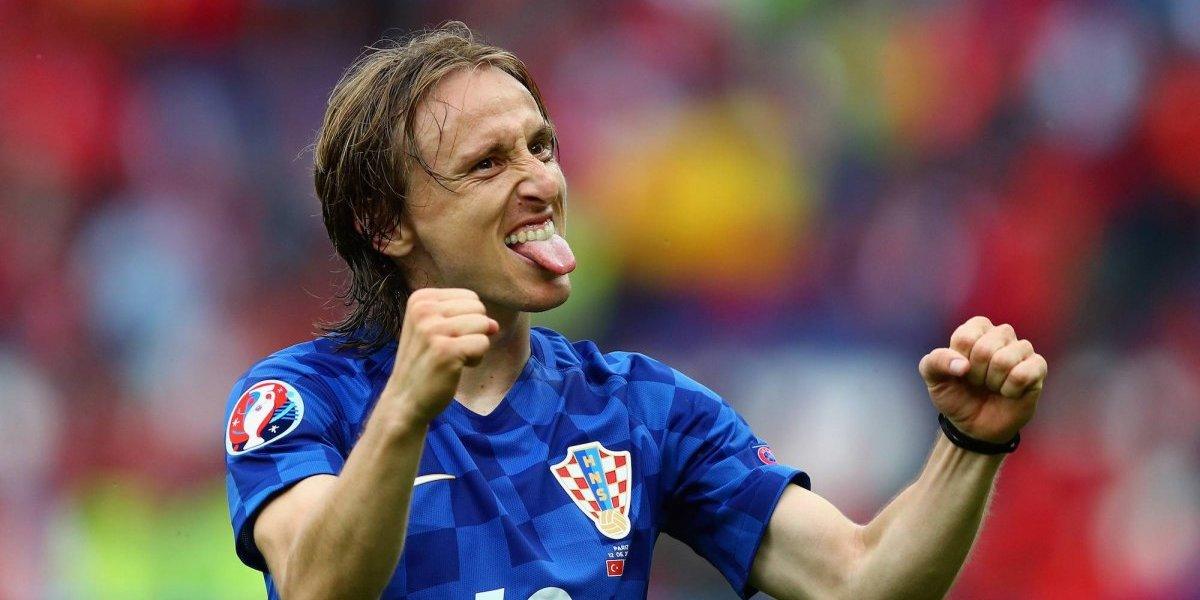 Ex jugador del Madrid, cree que Modric es el mejor futbolista de su país