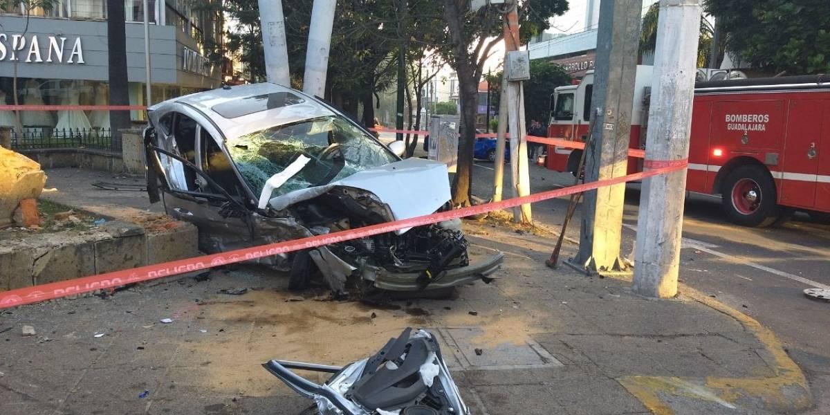 Alcohol provoca grave choque en Chapultepec e Hidalgo